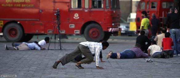 Death toll rises as terror grips Mumbai