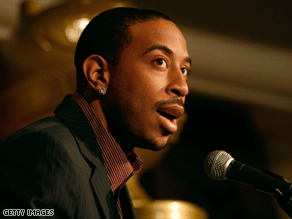 The Obama campaign is criticizing Ludacris' new song.