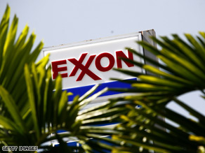 A new report shows Obama has received more money from Exxon employees.