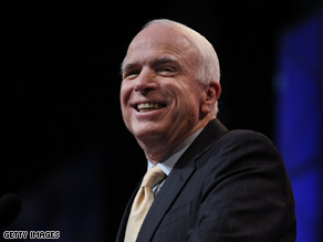McCain's adviser said the GOP candidate has 15 years of experience on Russia policy.