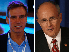 Warner and Giuliani will likely deliver two very different speeches.