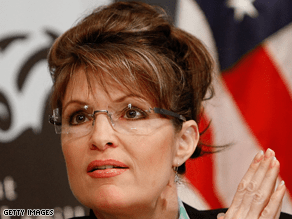 John McCain has chosen Sarah Palin to be his VP.