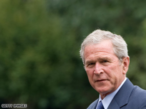 Gustav is forcing Bush to change his convention plans.