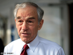 Ron Paul's rally will go on as scheduled, his campaign said.