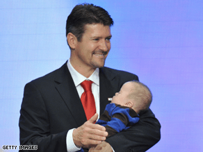 Todd Palin is known as the 'first dude' in Alaska.
