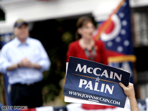 McCain event relocating to a larger venue.