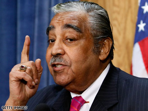 Rep Charlie Rangel plans to hire forensic accountants to investigate his finances.