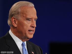 Biden attacks Cheney.