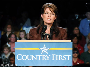 Palin said Saturday she was 'annoyed' with Couric after her interview.