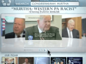 A new ad targets Murtha's comments.
