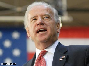 Biden says GOP attacks are over the top.