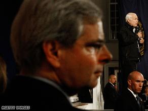 Davis managed McCain's campaign.