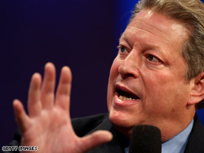Al Gore will hit the campaign trail for Jim Martin on Sunday.