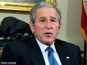 Bush reflected on his own addiction to alcohol.