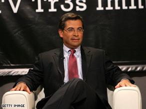 Rep. Xavier Becerra is not interested in the job of U.S. Trade Representative.