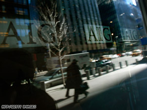 AIG's quarterly losses amounted to some $460,000 per minute.