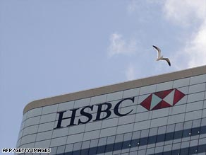 HSBC says up to 1,200 employees could lose their jobs.