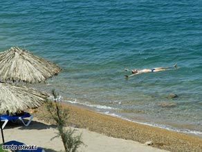 Leaders will gather on the shores of the Dead Sea to discuss how to keep the world economy afloat.