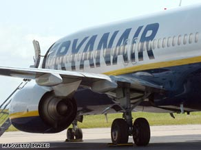 Ryanair has forecast a rise in passenger numbers this year.