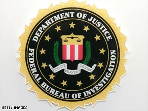The FBI does not believe the letters represent an immediate threat.