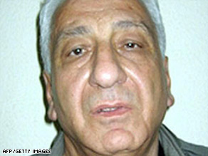 Syrian-born arms dealer Monzer al-Kassar, seen in a file photo, tried to sell weapons to undercover U.S. agents.