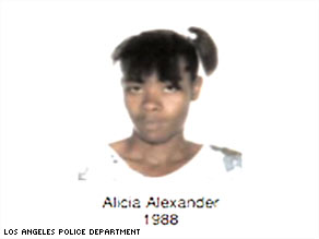Alicia Alexander was one of the Grim Sleeper's victims in the 1980s.