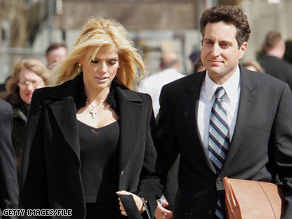 Anna Nicole Smith's boyfriend Howard K. Stern was among those charged last month.
