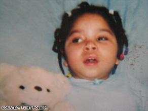 Shylea Thomas, 9, of Flint, Michigan, was quadriplegic and used a feeding tube.