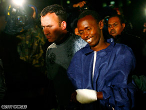 Abduwali Abdukhadir Muse has been charged with piracy in federal court in New York.