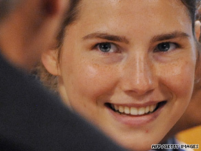 American college student Amanda Knox, 21, is expected to take the witness stand Friday at her Italian murder trial.