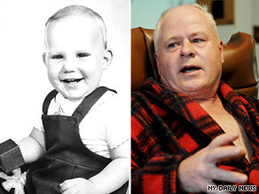 Then and now? Steven Damman vanished in 1955 in New York. John Robert Barnes claims he is Steven.