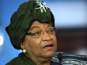 President Ellen Johnson Sirleaf says the girl, her family and the alleged rapists should receive counseling.