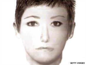 Sketch shows woman who may hold new clues to disappearance of Madeleine McCann.