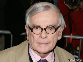 Dominick Dunne wrote five best selling books and covered high society crimes for Vanity Fair.