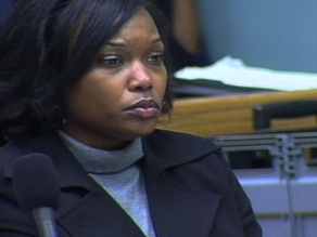 Carla Hughes taught at the same middle school as the victim's fiancé, Keyon Pittman.
