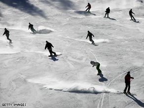 Head injuries are the most common cause of death among skiers