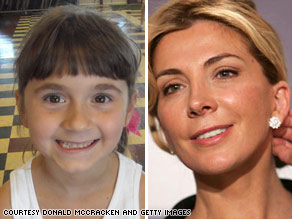 An injured Morgan McCracken has benefited from awareness after Natasha Richardson's death.