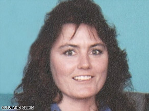 Culp, an Ohio mother of two, lost the mid-portion of her face after a gunshot wound in September 2004.