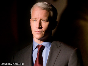 """CNN's Anderson Cooper will be host of """"CNN Heroes: An All-Star Tribute."""""""
