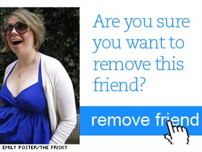 your bff unfriended you