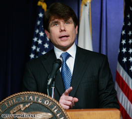 Panel recommends Blagojevich impeachment
