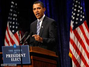Some key Democrats are balking at President-elect Barack Obama's economic stimulus plan.