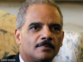 Attorney general designate Eric Holder will likely face tough questions Thursday in his confirmation hearing.