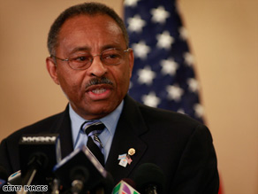 Sen. Roland Burris says he never made an inconsistent statement to lawmakers about Illinois' former governor.