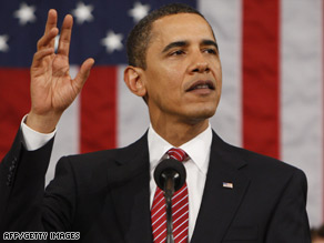 President Obama on Tuesday outlined an ambitious agenda to help revive the economy.