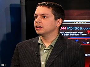 DailyKos' Markos Moulitsas says bloggers face challenges as they try to hold President Obama accountable.