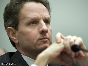 Treasury Secretary Timothy Geithner will meet with a top Chinese official this week, possibly opening the door to a discussion over the value of China's currency.