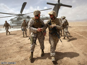 President Obama's spending measure is likely to be the last supplemental request submitted to pay for the wars.