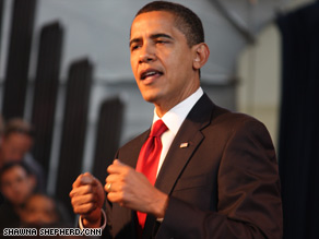 Supporters say President Obama is tackling an aggressive agenda, while critics say he's leaving Republicans behind.