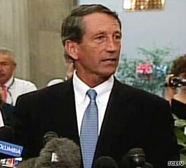 Sanford: 'I have been unfaithful to my wife'